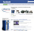 Plasma technology Facebook